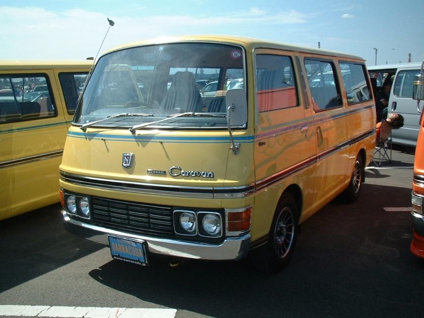 Nissan Caravan E20