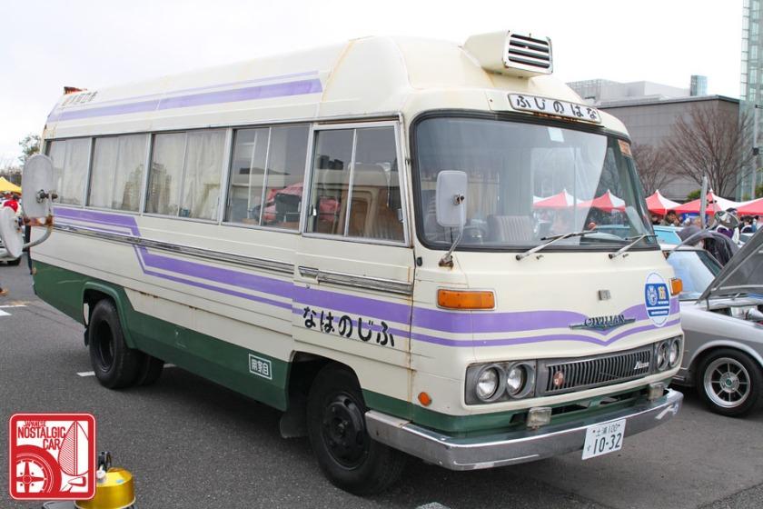 Nissan Civilian 1