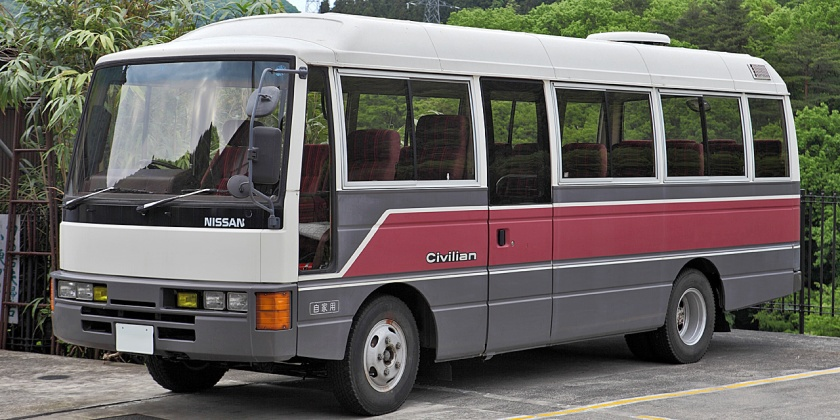 Nissan Civilian 201