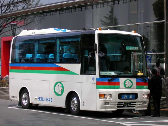 Nissan Diesel Space Runner 7
