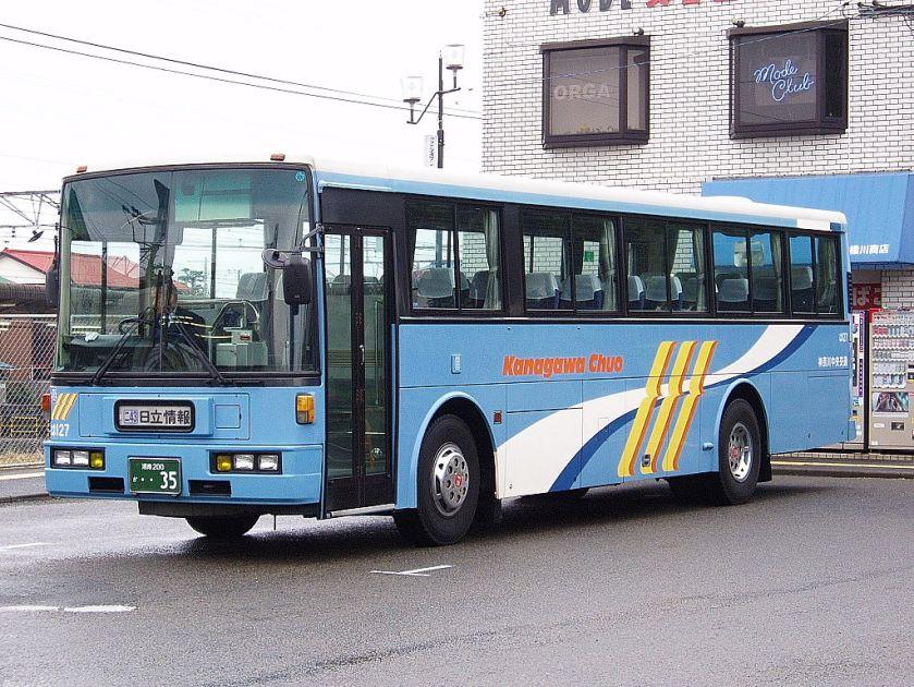 Nissan Diesel UAa
