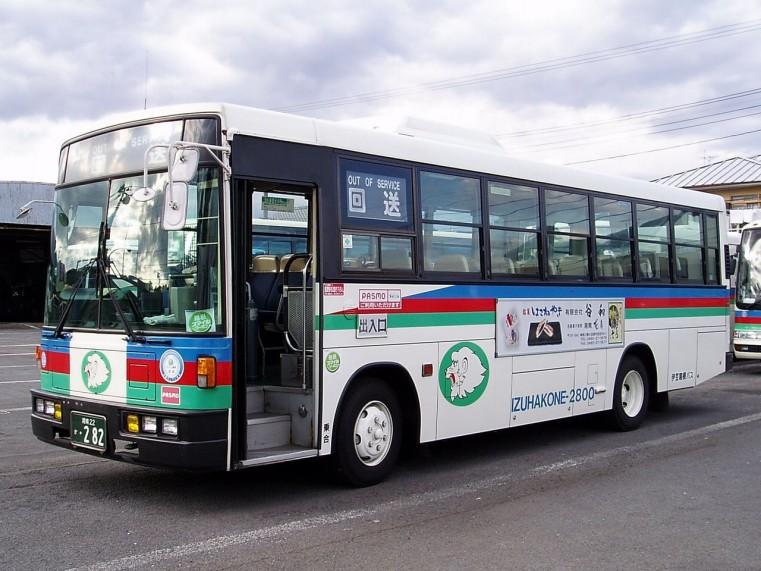 Nissan KC-RM211GSN-Izuhakone-2800