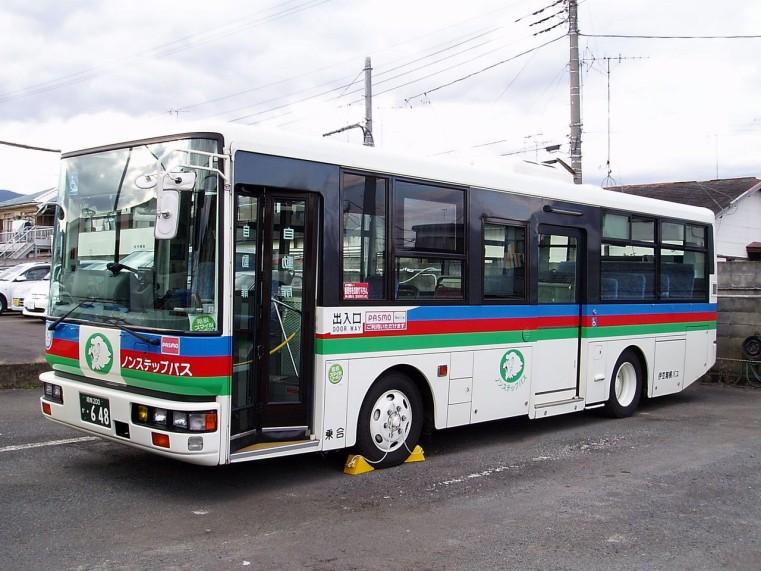 Nissan KK-RM252GAN-kai-Izuhakone-2741