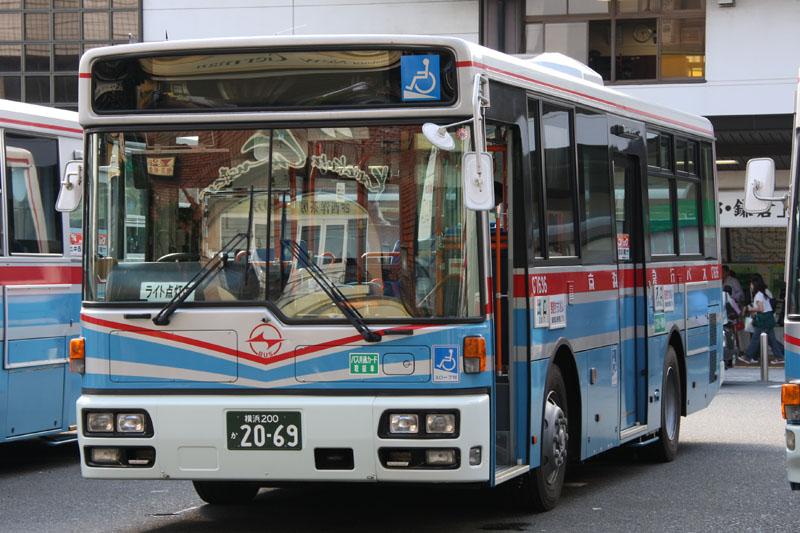 Nissan Space Runner RP PK-RP360GAN Keihin Kyuko Bus