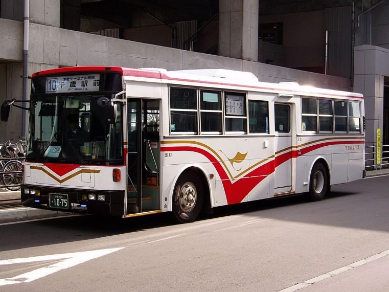 Nissan U-UA440NSN Chitose-Sougo-Bus