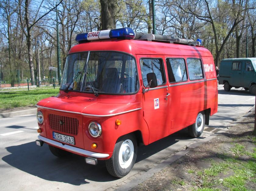 NYSA 522 OSP Brandweer