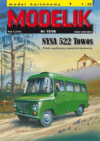 NYSA 522 TOWOS