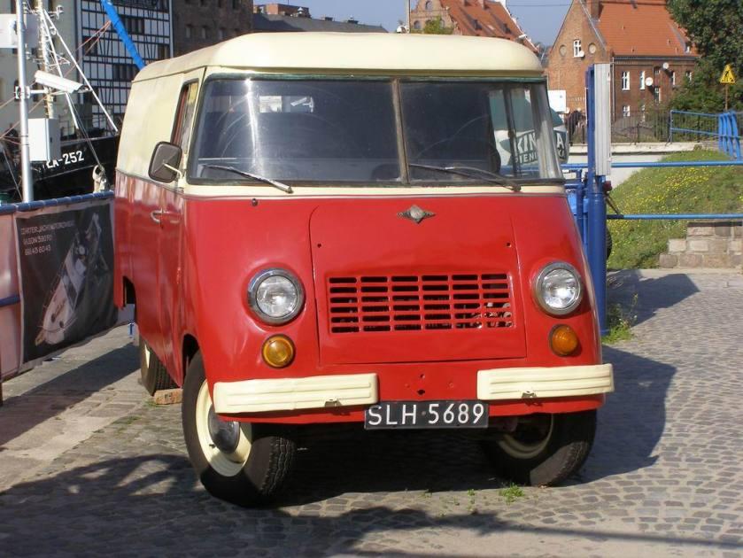 Nysa, Szafarnia str., Gdansk