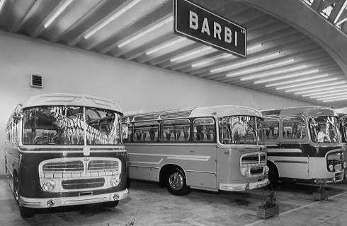 OM 40.o Salone Automobile Torino CARROZZERIA BARBI SPA