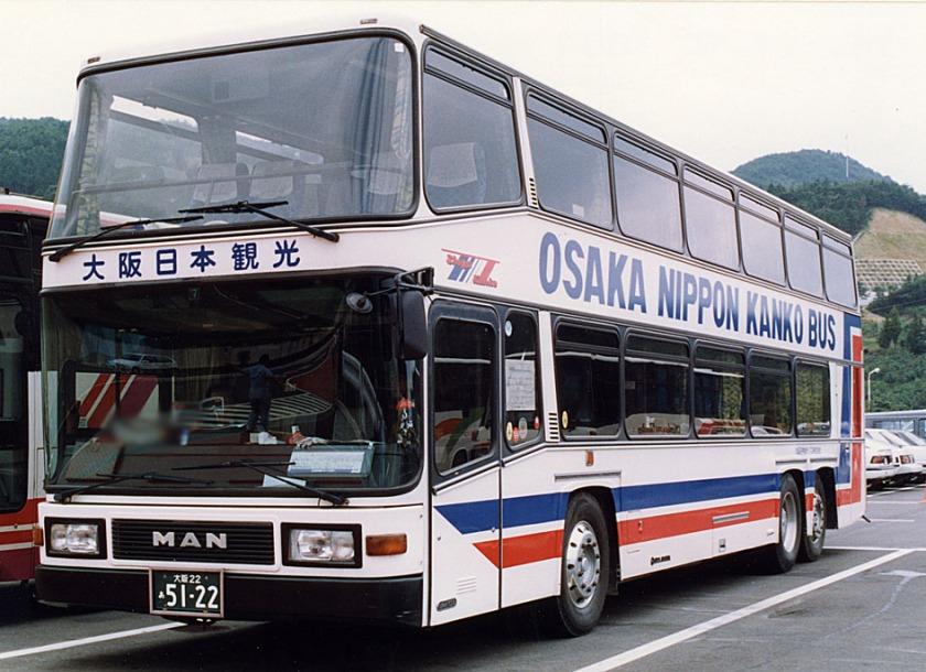 Oosakaniponnkannkou MAN22.280HOCR