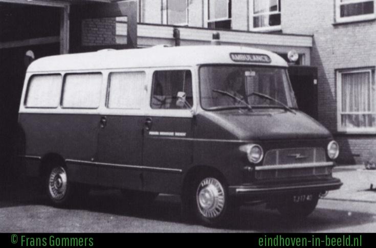Opel Blitz als ambulance