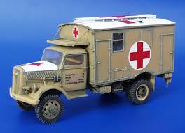 Opel Blitz Ambulance