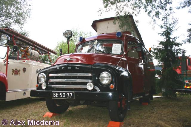 Opel Blitz Camper bus