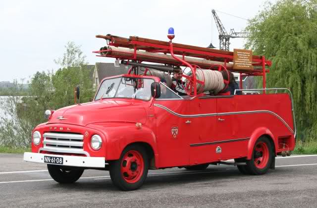 Opel Blitz Feuerwehr 20t0abs