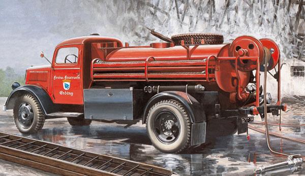 Opel Blitz Firetruck