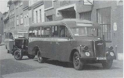Opel Blitzbus v d NAO 31 zitpl VSL040
