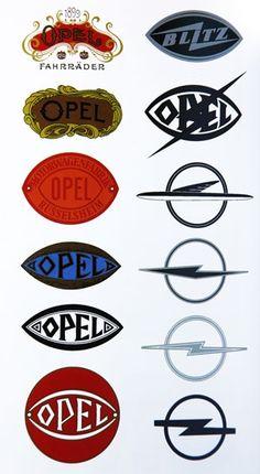 Opel Logo's