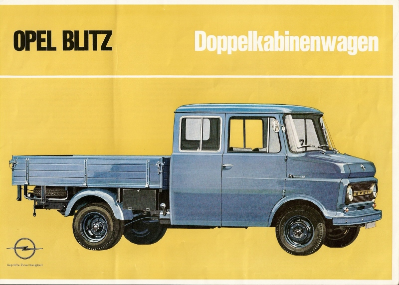 OpelBlitzEDoppelkabinenwagen12196