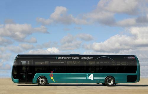 Optare Tempo SR bus