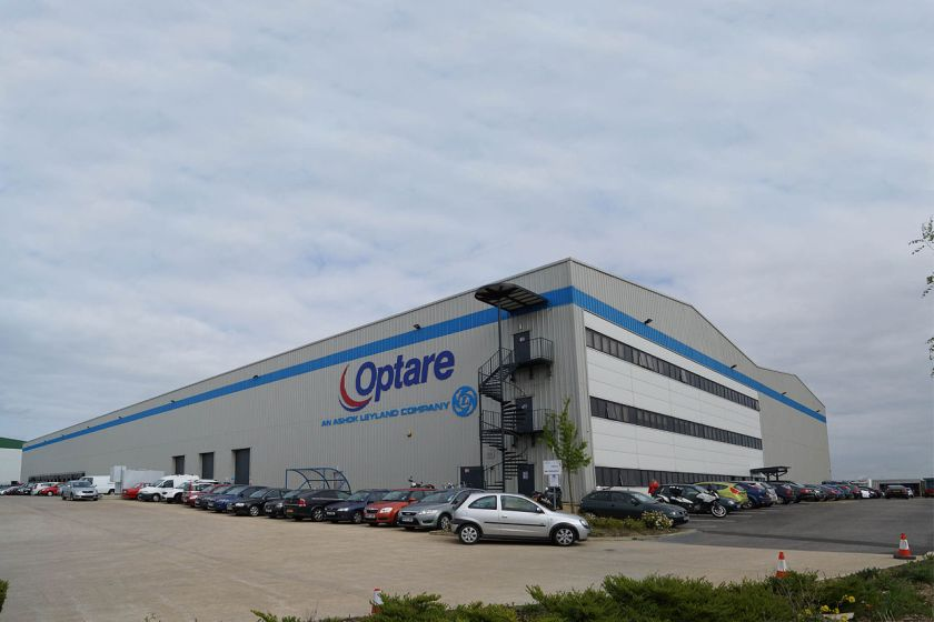Optare_Manufacturing_Plant