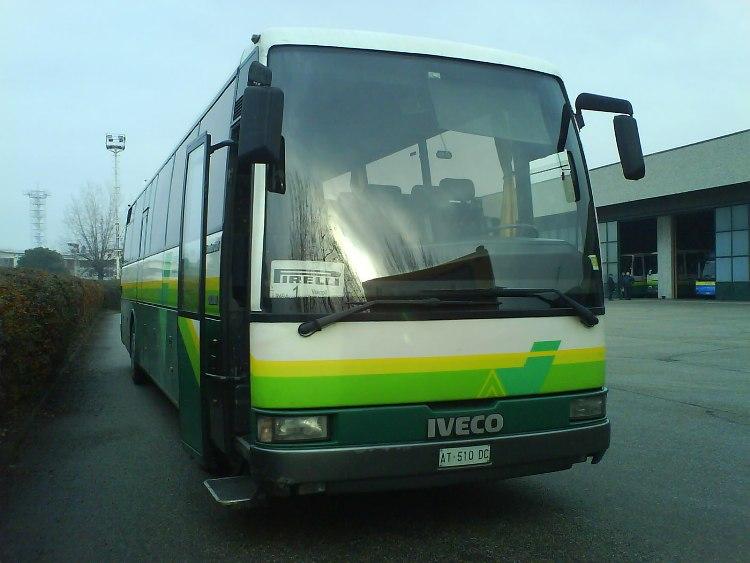 Orlandi Domino GTS IVECO Italy