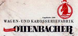 Ottenbacher letterhead