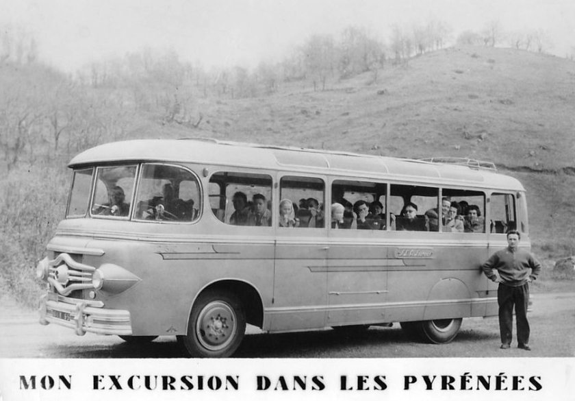 Panhard Autobus