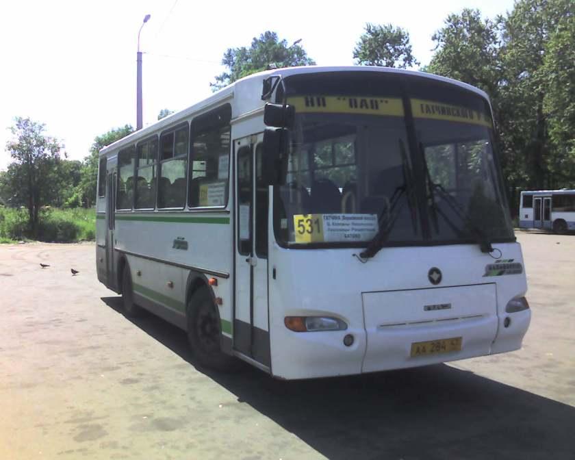PAZ 4230 Rusland