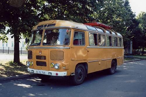 PAZ 672 buss