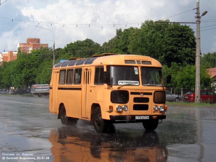 PAZ Автобусы ПАЗ-672М
