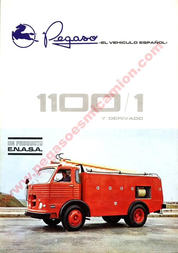 PEGASO 1100-1 Brandweer