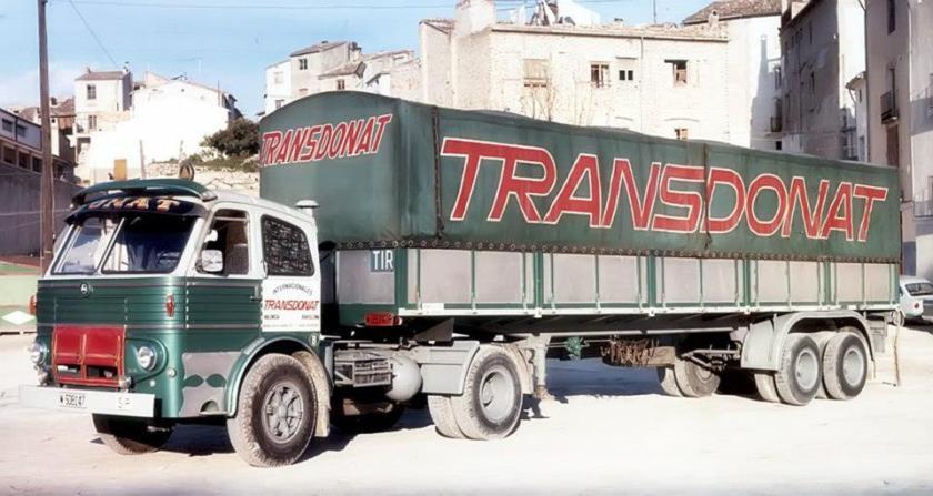 Pegaso 2011 Transdonat SA