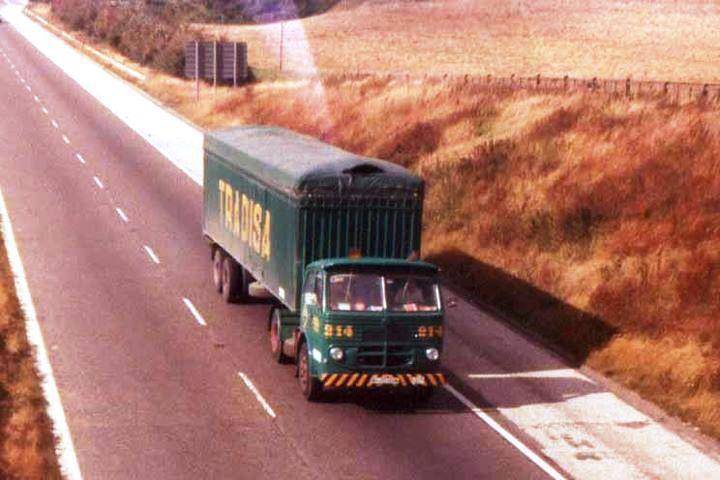 Pegaso 2011 Transportes Tradisa SA
