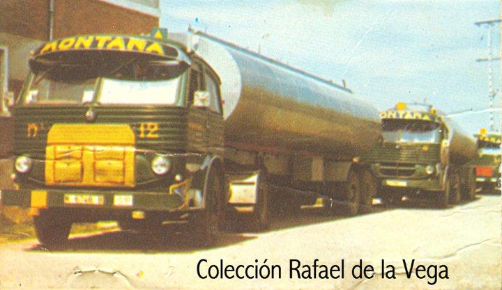 Pegaso 2040 Tanker Montana