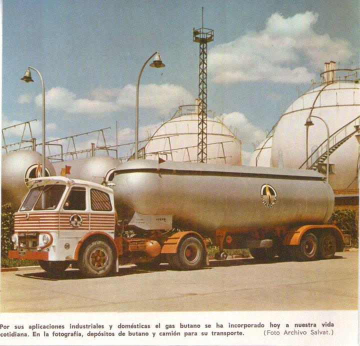 Pegaso 2040 Tanker
