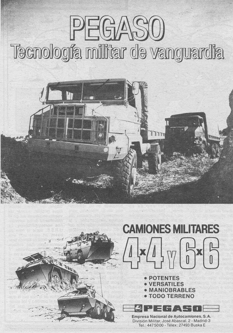 Pegaso 3055