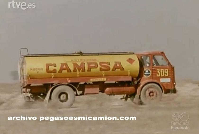 Pegaso 309 tanker