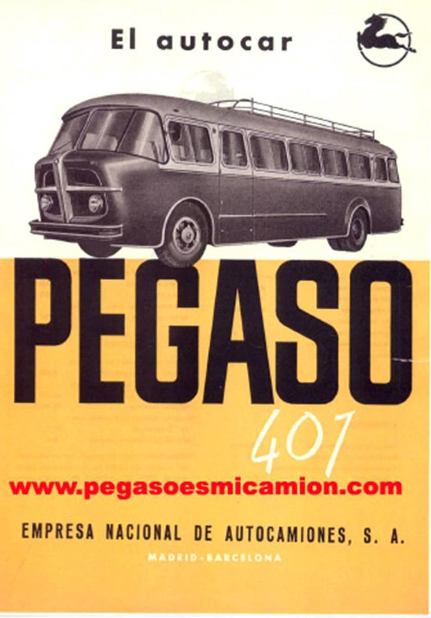 PEGASO 407