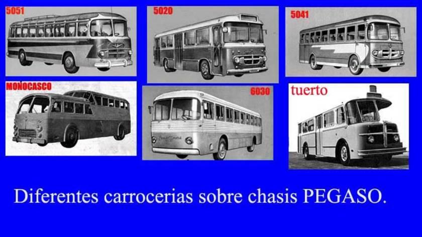 Pegaso 5020
