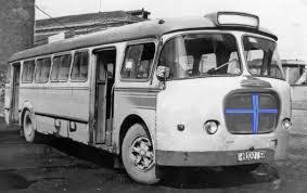 Pegaso 5040 adquiridos entre 1.963-1966