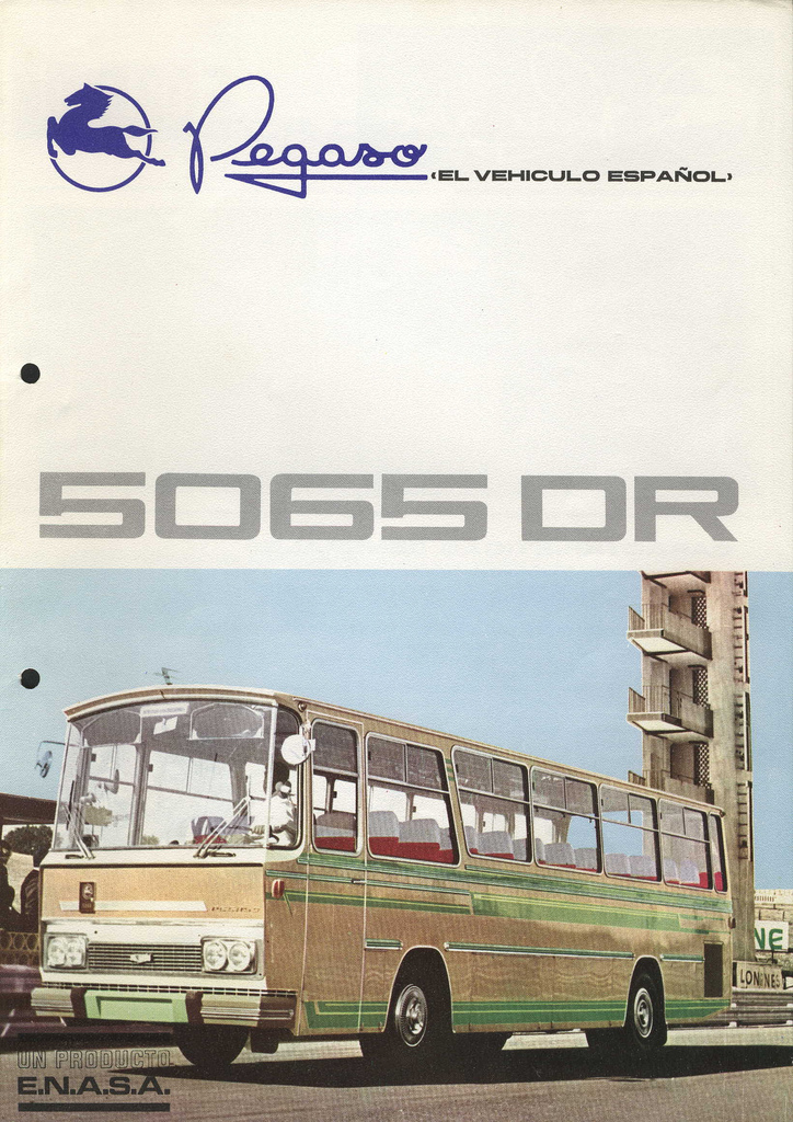 Pegaso 5065 DR I