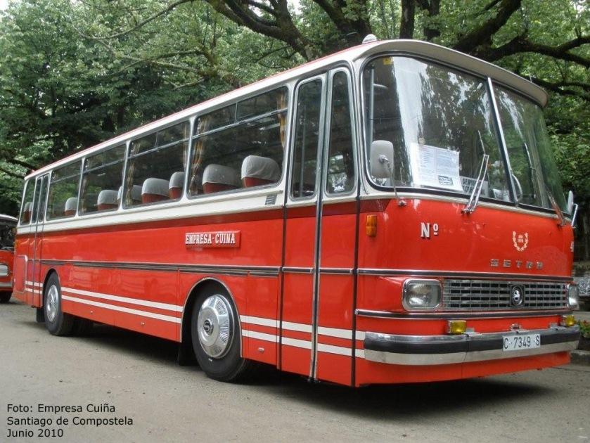 Pegaso 5074 (Setra Seida S122)