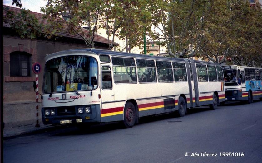 Pegaso 6031A Cilsac Ex Continental Auto