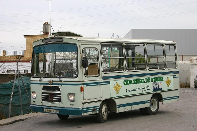 Pegaso 6035A