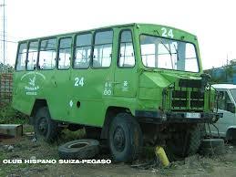 Pegaso 7217 autobús