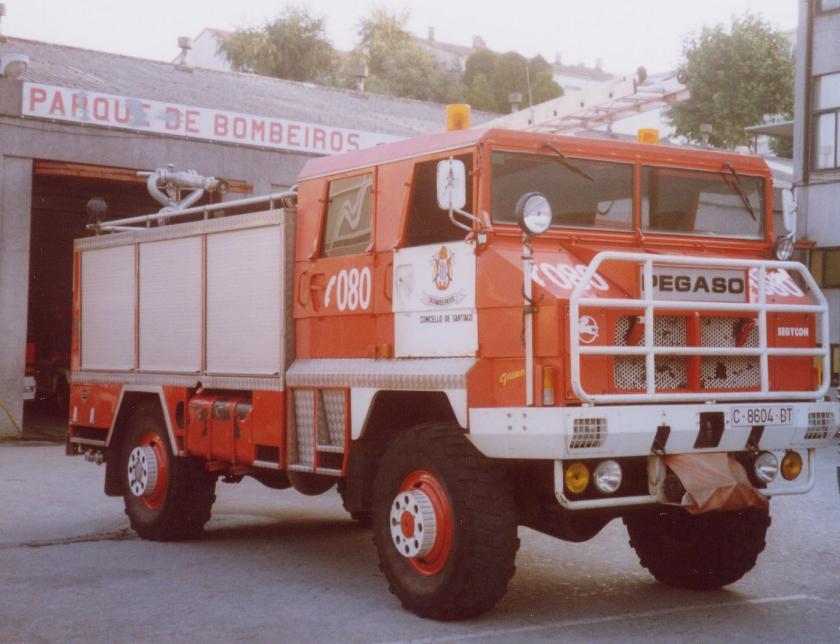 Pegaso 7217 firefighting (SP)