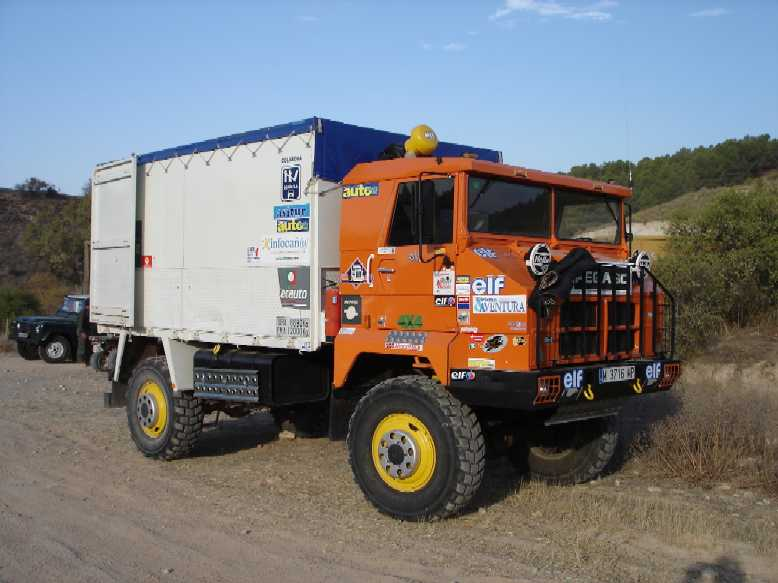 pegaso 7zckz7 Dakar