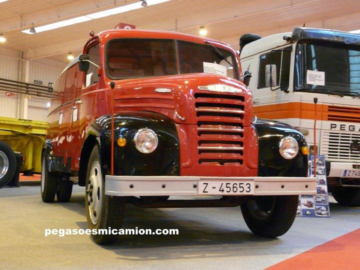 Pegaso Camions