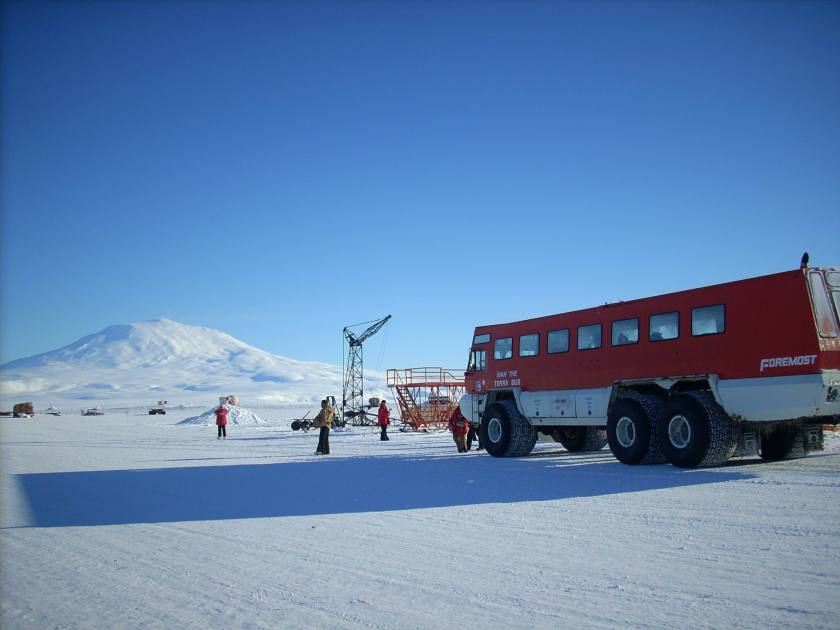 Pegaso Coremost Antarctica