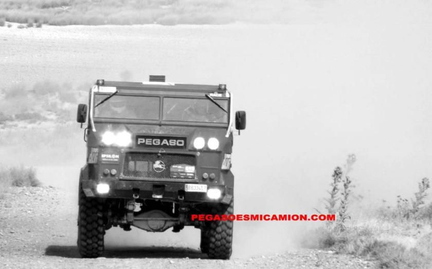 Pegaso Dakar 2
